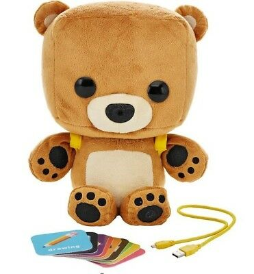 Fisher-Price Smart Interactive Bear Toy - Brand new!!