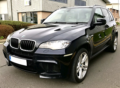 BMW X5M 4.4 petrol 4X4 MASSIVE SPEC AND REMAP TO 616 BHP 200 +MPH PANORAMIC ROOF