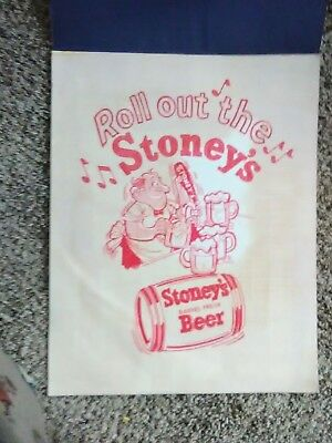 "Blueprints Stoney""s Beer (Very Rare) 1 of a kind"