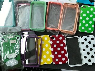 Lot of Apple iPhone 4/4s cases (23)