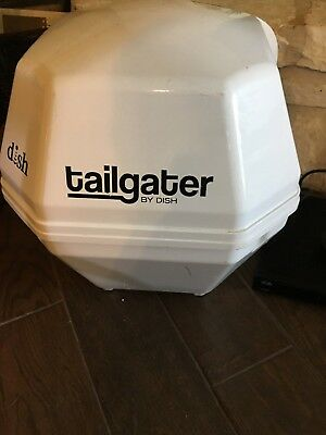 Tailgater by Dish Network Portable Satelite Antenna for Camper Boat RV Mobile