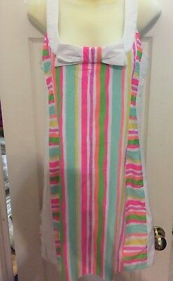 c4165f51d6fd LILLY PULITZER SIZE 6 pastel colors -stripes short dress - $29.88 ...