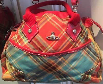 Vivienne Westwood Bag, Alice Leather Bag And Vivienne Westwood Bag (Damaged).