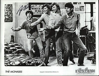 The Monkees Micky Dolenz Original Autogramm Autograph Signed Foto COA (O-2807+