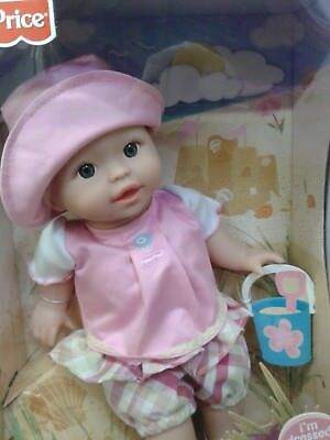 Little Mommy Sweet As Me baby doll  - Lets Play - New in Box