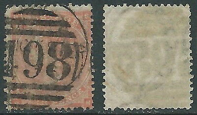 1862-64 GREAT BRITAIN USED SG 80 4d (SH)
