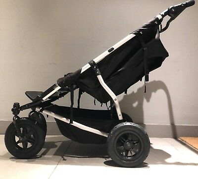 Mountain Buggy Duet With Accessories