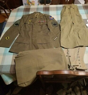 Original WW2 Army Air Corp Uniform