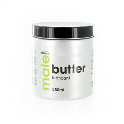 male - Lubrifiant - MALE - Butter Lubrifiant (250ml) - Transparent