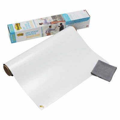 Dry Erase Surface Post-It 900Mmx600Mm White(Each)