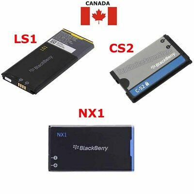 Brand New OEM Genuine Replacement Batteries For Blackberry Original Li-ion