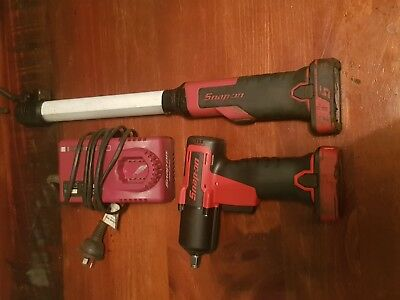 snap on cordless