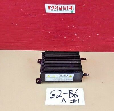 2017 Ford Escape Power Inverter Converter GJ5T-19G317-AA OEM