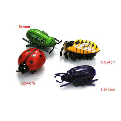 Cats Toys Teaser Interactive Pet Beetle Cicada Auto Electric Walking Insect Mini