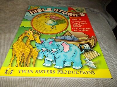 All Age Bible Stories And Cd