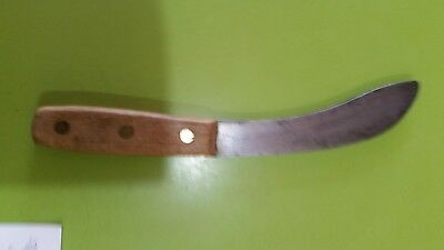 Butchers/Skinning Knife. High Carbon Steel 6 1/2 inch Blade.