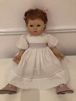 Pauline Doll Limited Edition Vinyl In Great Used Condition