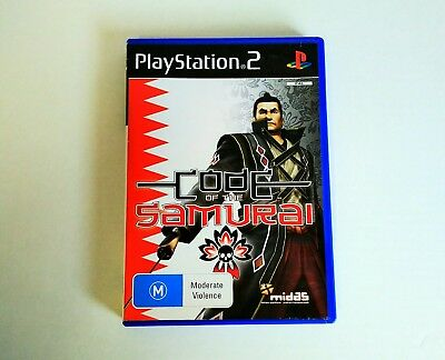 Code of the Samurai (Sony PlayStation 2, 2007) - PS2