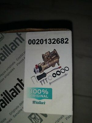 Vaillant Brass Diverter Valve Adaptor Ecotec /VUW 0020132682 was 178978 (D416)
