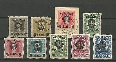 Poland,Locals,Lublin issues*/used