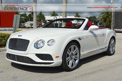 Bentley CONTINENTAL GTC MULLINER W12 2016 W12 Used Turbo 6L W12 48V Automatic AWD Premium