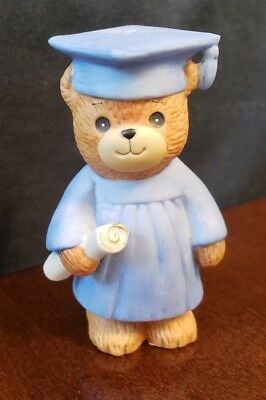 Darling 1980's lucy and me by Lucy Rigg Teddy Bear, Graduation Bear