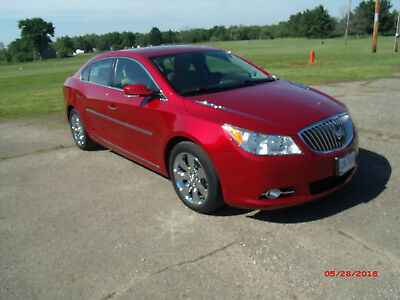 2013 Buick Lacrosse Leather FWD 2013 buick lacrosse