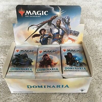 MtG: DOMINARIA BOOSTER BOX DISPLAY DEUTSCH