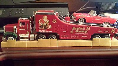 2000 Sears Limited Edition Truck, With Box And Insert, Please Look At Pictures