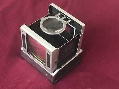 Zeiss Ikon Albada Finder Assembly for the IKOFLEX III Camera