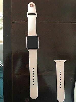 apple watch series 1 38mm band Rose Gold/Pink Band