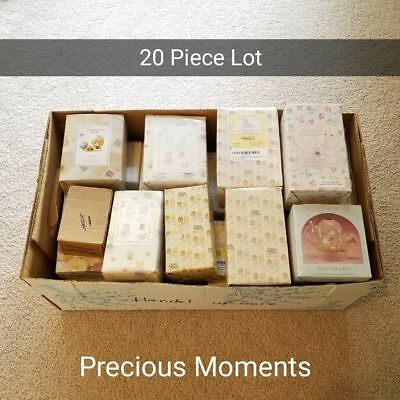 Mixed Lot of 20 - PRECIOUS MOMENTS Figurines