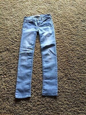 Abercrombie Kids Girls Stone Washed Jeans Size 12