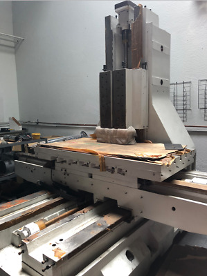 New VMC Milling Machine Base with breadboard head