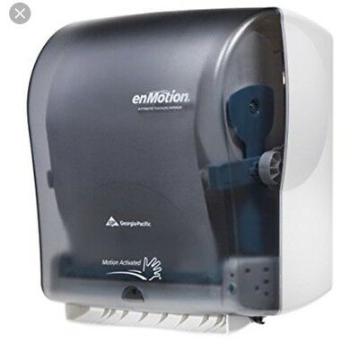 Automatic Touchless Paper Towel Dispenser EnMotion Holder 59462 new in box