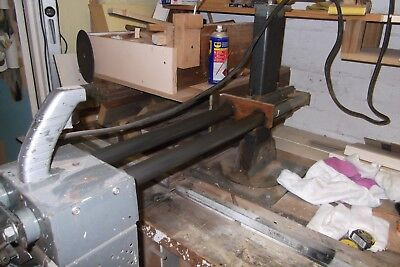 Home Made Bench Radial Arm Saw And Makita Groove Cutter