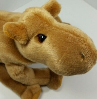 Beanie Baby Ty Humphrey The Camel Rare 3rd Gen Beanie Buddies Collection  Plush 455988778482