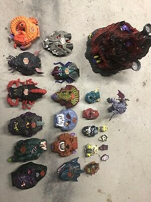 Mighty Max Sets & Accessories Bluebird Toys BBT 1993 Toy Lot Rare   24 lot
