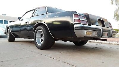 1979 Dodge Magnum No ReSeRvE! Original Paint No Accidents BarnFind 1979 Dodge Magnum XE Charger 360 Auto Loaded 1 Owner Documented 133k