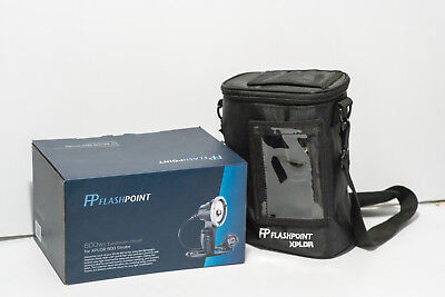 Flashpoint Portable 600ws Extension FlashHead For The XPLOR 600 Bowens Mount
