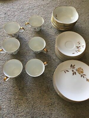 Noritake Dinner Set Plates And Cups 44 Pieces
