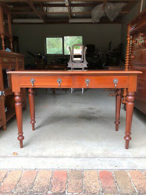 Antique Style Desk, Hall or Sofa Table.