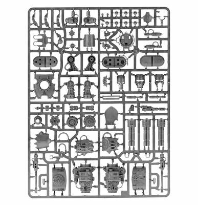 Imperial Knight Upgrade Weapon Sprue, Crusader, Warden, Errant Warhammer 40k