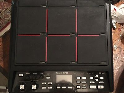 Roland Electronic SPD SX Total Percussion Drum pad Sampler