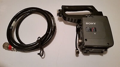 d600Sony HKC-T950 Block Adapter w/ Adapter Cable HDC-F950 / HDC-950