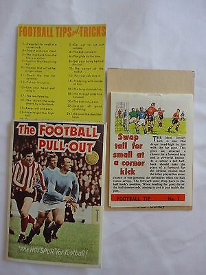 Hotspur - The Hotspur For Football - The Football Pull Out