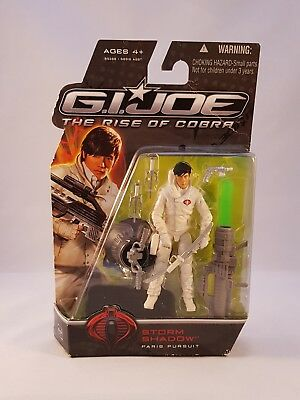 G.I. JOE The Rise of the Cobra Storm Shadow