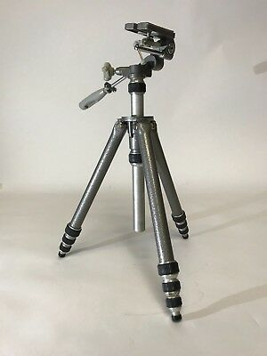 Gitzo Gilux Totolux  Compact Tripod And Head Great Condition