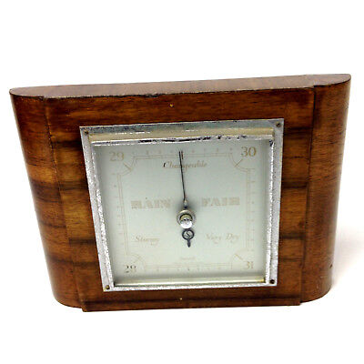 Vintage SMITHS Barometer Made in England Wall Hanging
