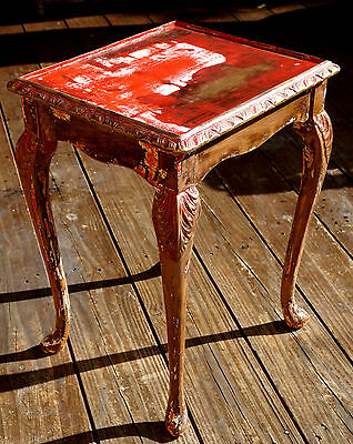 Beautiful French Style Vintage Shabby Chic Table